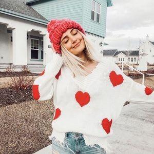 Sweaters - Valentines sweater